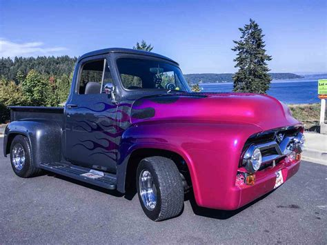 1955 Ford Truck by 1955 Ford F100 For Sale Classiccars Cc 992421
