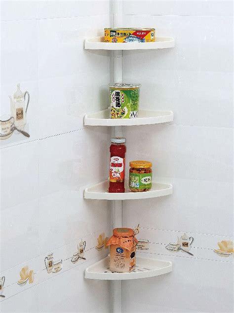 bathroom shower shelf 7 best corner shelves for bathroom