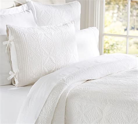 white bedding how to use all white bedding