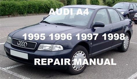 service manual old car repair manuals 1995 audi s6 engine control 1995 audi c4 s6 v8 leather audi a4 repair manual 1996 1997 1998 youtube