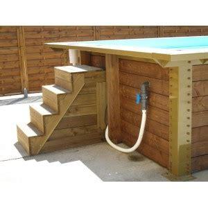 escalier piscine hors sol pas cher escalier piscine biltmore achat vente echelle de escaliers