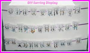 how to make earring display cards how to make your own earring display cards for cheap diy