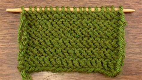 knit tbl stitch how to knit the purl through the back loop stitch p tbl