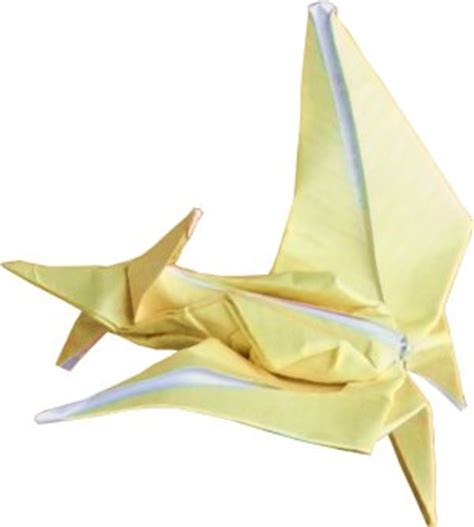 pterodactyl origami joost langeveld origami page