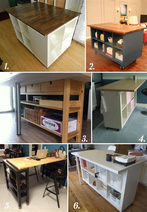 sewing table ideas 17 best ideas about sewing cutting tables on