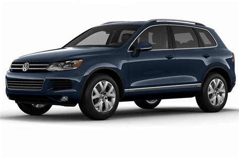 Volkswagen Suv Models by 2014 Volkswagen Touareg X Marks 10 Years Of Vw Suvs