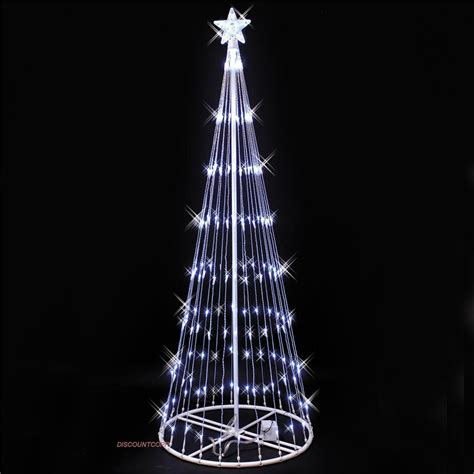 led cone tree 9 ft outdoor led lighted show cone tree 9 motion effects