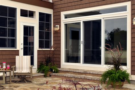 3 door patio doors hgtv smart home sliding patio door simonton windows doors