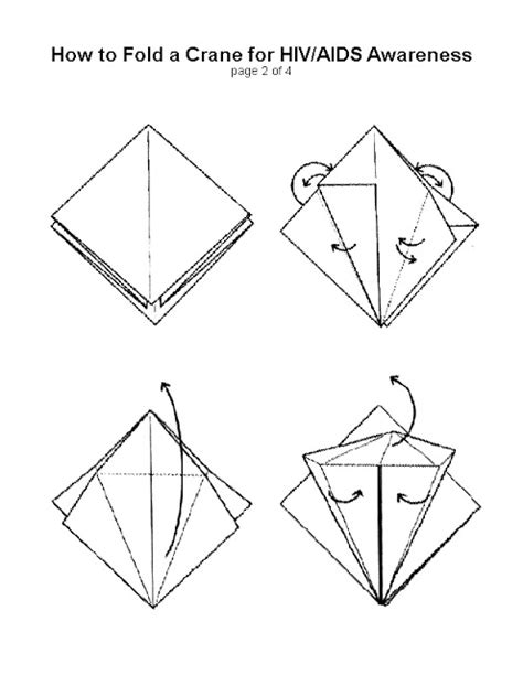 how do you fold an origami crane v zubiri dollman how to fold an aids crane the origami