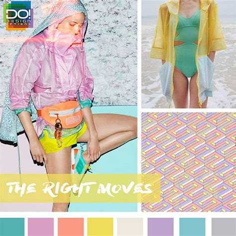 color forecast trends summer s active swimwear color