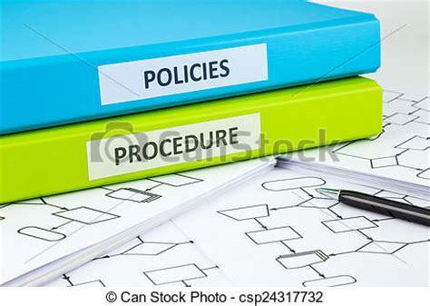 stock photo company stock photos of company policies and procedures document
