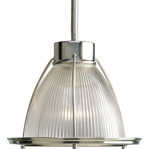 home depot lights exchange progress lighting brushed nickel 1 light mini pendant