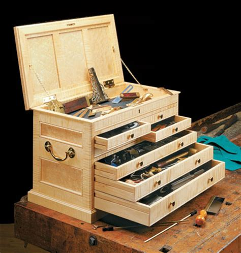 woodwork forum cabinetmaker s tool chest woodsmith plans