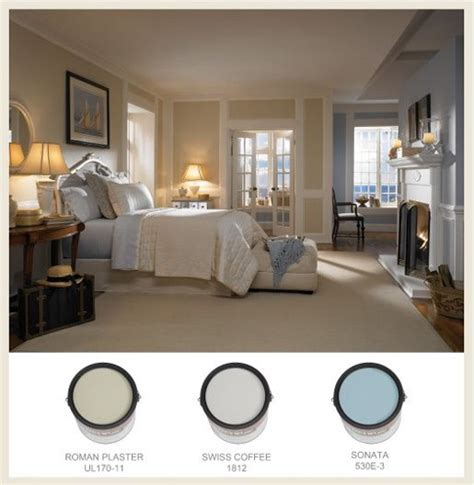 behr paint colors in bedroom an east coast themed paint color scheme from behr
