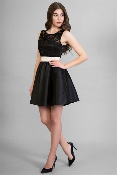 vestidos cortos negro vestido corto beige negro fiesta