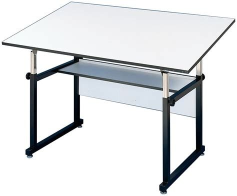 alvin workmaster adjustable drafting table save on discount alvin workmaster drafting table more at