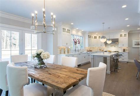 kitchen and dining room ideas 25 best ideas about open concept kitchen on