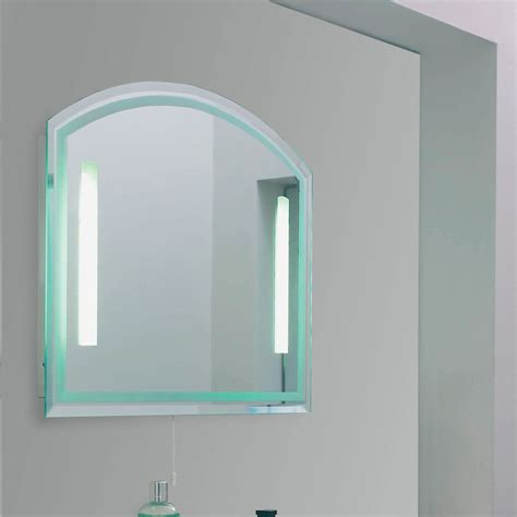 lights bathroom mirror endon el nordic enluce ip44 2 light bathroom mirror