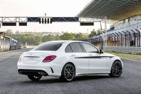 Mercedes Accesories by You Can Sharpen Up Your C Class With These Mercedes Amg