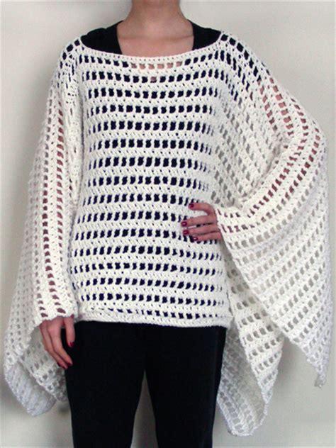 poncho pattern crochet spot 187 archive 187 crochet pattern striped