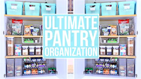 how to organize a pantry easy pantry organization how to organize your pantry