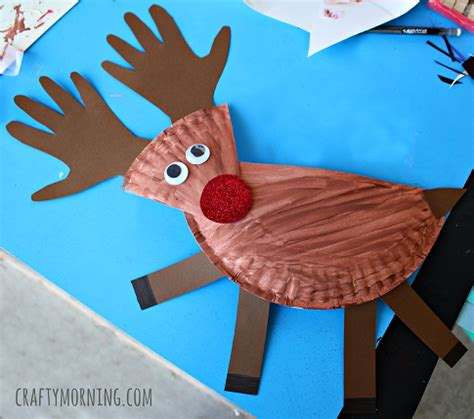 reindeer craft for reindeer crafts and treats the idea room