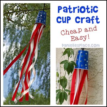 patriotic crafts for fourth of july and patriotic crafts can make