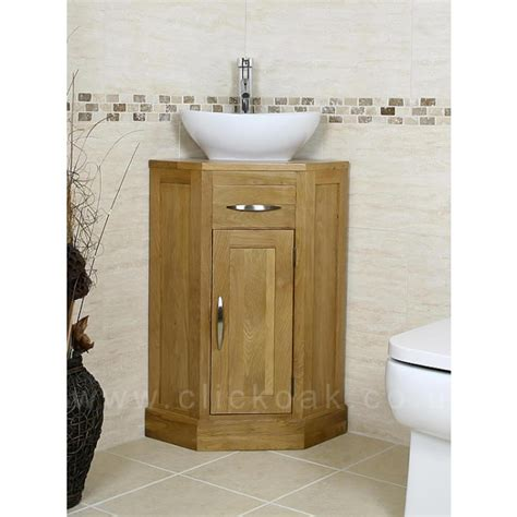 compact bathroom vanity small compact oak bathroom vanity unit click oak