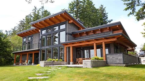 modern a frame house plans a signature west coast contemporary design this modern