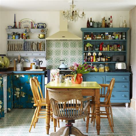 interior design in kitchen budget kitchen ideas and vintage style on a shoe string