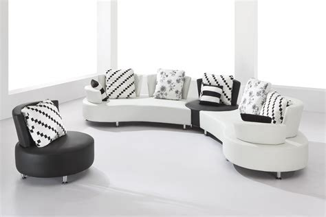 ultra modern sofas 2803 ultra modern sectional sofa set