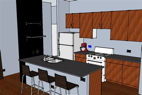 designing a kitchen with sketchup sketchup kitchen design sketchup kitchen design and