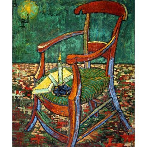 silla de van gogh la silla de gauguin de van gogh artefamoso copias de