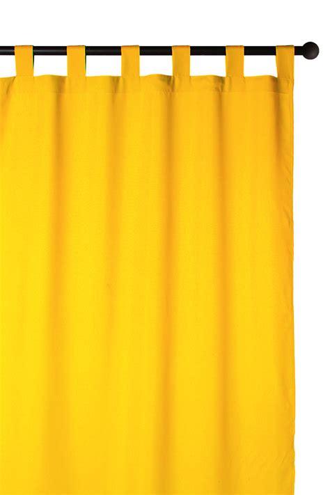 rideau 224 passants 140 x 260 cm jaune acheter ce produit au meilleur prix