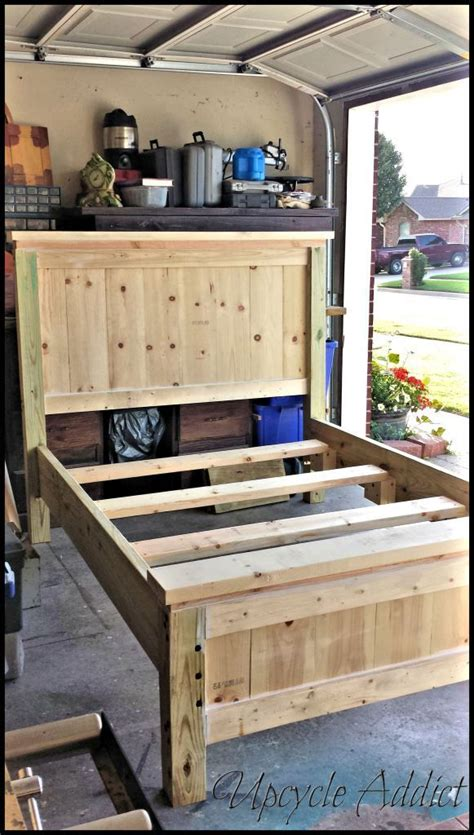 build bed storage bed woodworking plans woodworking projects