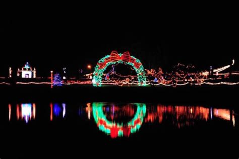 indiana lights the 11 best light displays in indiana in 2016