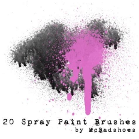 spray paint brush illustrator 200 free spray paint brushes for photoshop designm ag