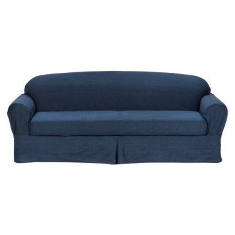 denim slipcover sofa denim slipcover sofa smalltowndjs