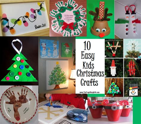 crafts can do 10 easy crafts