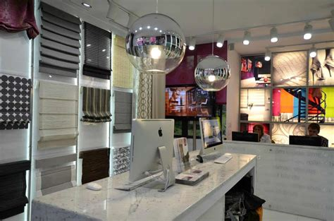 Home Design Showrooms Nyc retail shop design of the shade store showroom in 200 east