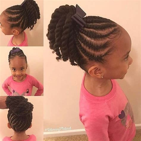 kid hairstyles with so adorable via returning2natural black hair information