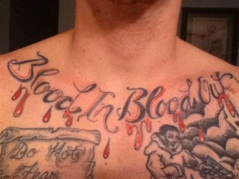 30 best gang tattoos creativefan