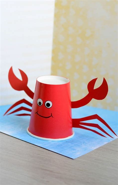best paper crafts craft ideas for with paper cups find craft ideas