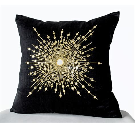 beaded decorative pillows decorative throw pillow cover premium beaded pillow