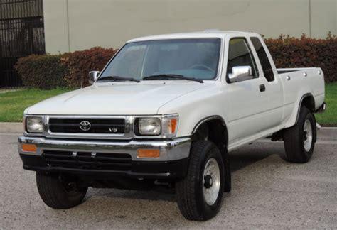 california original 1994 toyota sr5 pickup 4x4 xtra cab 6 cyl one owner a classic toyota