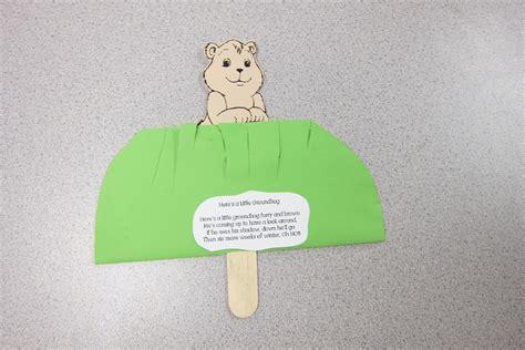 groundhog day crafts mrs s preschool ideas groundhog s day 2012