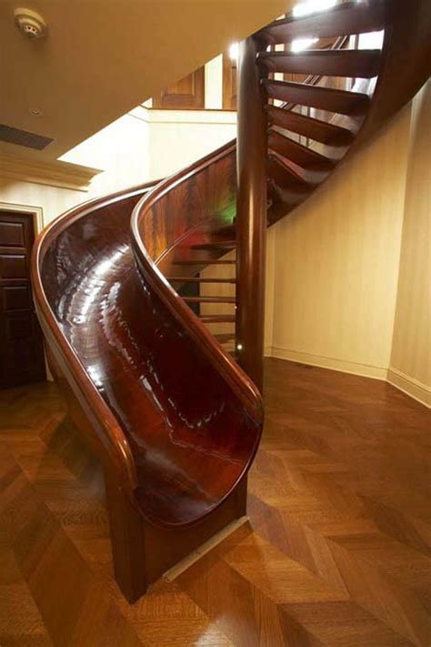 Reclaimed Spiral Staircase by 10 Awesome Stairs With Slides 171 Twistedsifter
