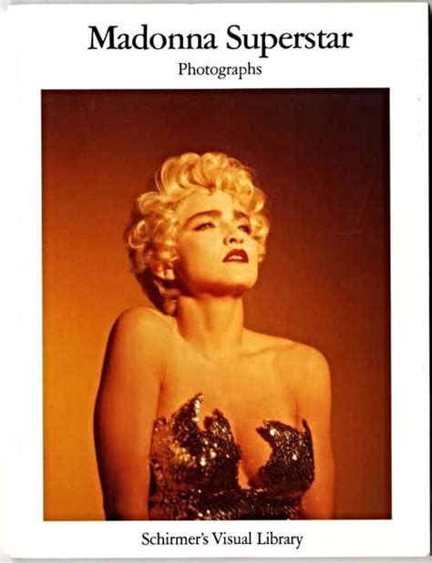 madonna book pictures madonna superstar photographs uk photo book