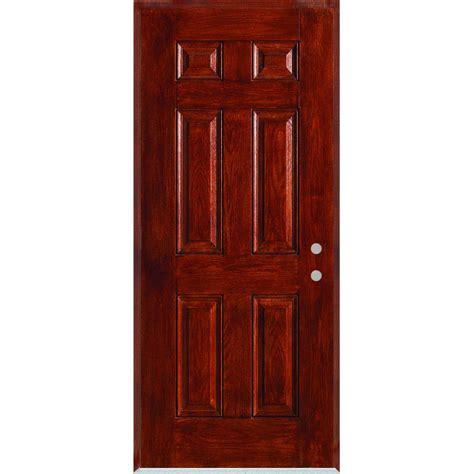 stanley glass doors stanley doors 36 in x 80 in left infinity 6 panel