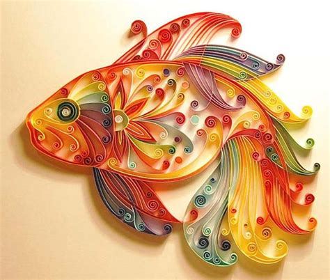 unique crafts unique paper craft ideas and quilling designs from